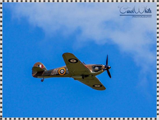 WW2 Hawker Hurricane by carolmw