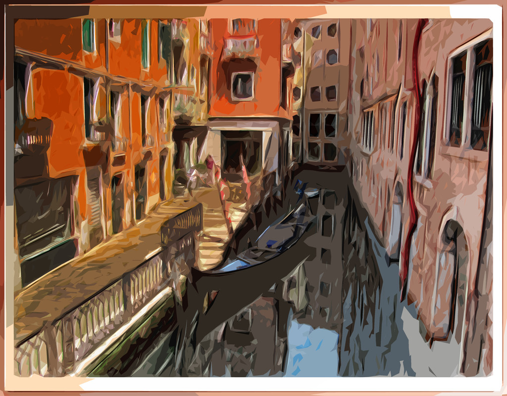 Venice painted  by sdutoit