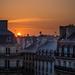 Parisian sunrise by bella_ss