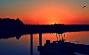 12th Jul 2015 - Sunrise on the Apalachicola River