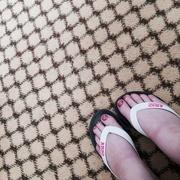 27th Jul 2015 - The much needed flip flops!