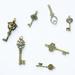 High key keys