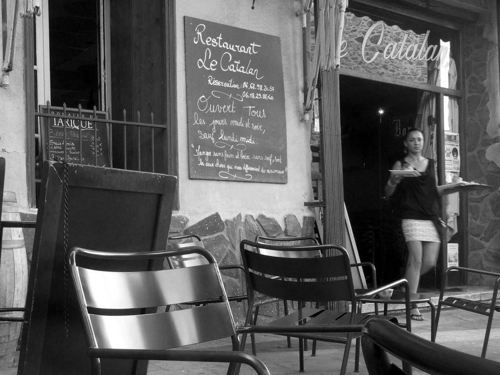 Restaurant Le Catalan by laroque