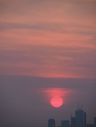 12th Jul 2015 - Red Sky