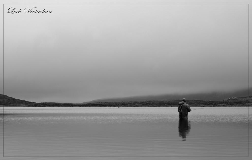 Loch Vrotachan by jamibann