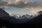 14th Jul 2015 - Snowy Mountain Tops