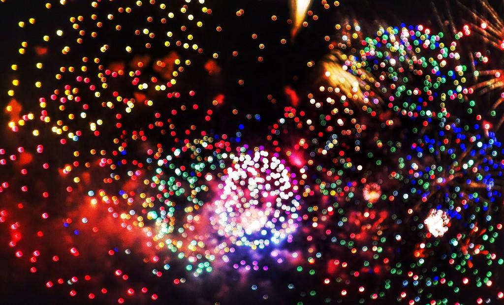 Explosion of bokeh by cocobella
