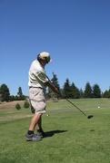 19th Jul 2015 - He's a Golfer!!