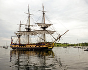18th Jul 2015 - L'Hermione Visits Canada in Lunenburg