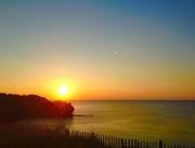 20th Jul 2015 - Sunrise on the cliff