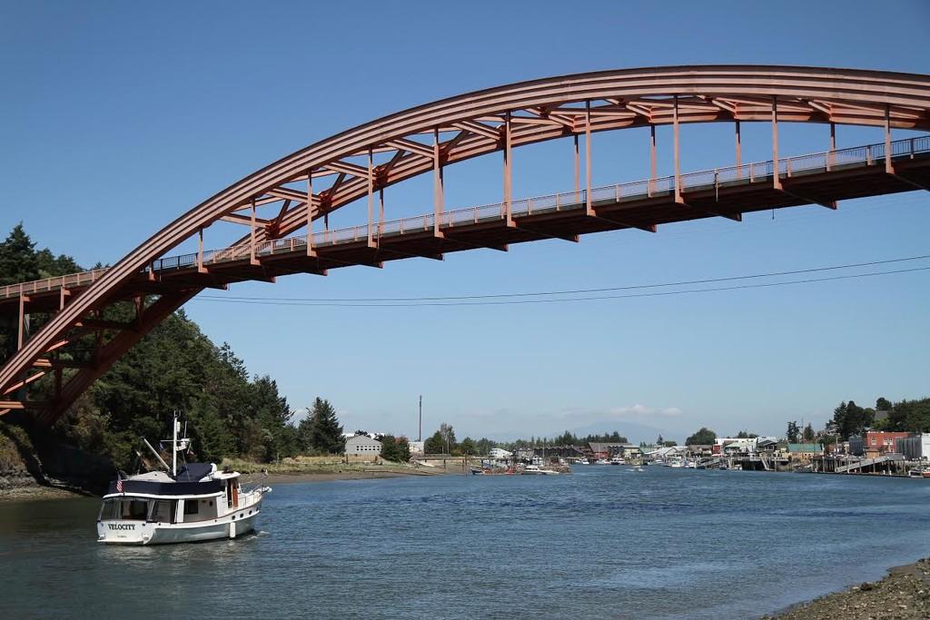 Rainbow Bridge by whiteswan