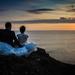 Love at the Uluwatu Cliffs -- Bali Series by darylo
