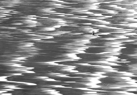 Beach patterns by dulciknit