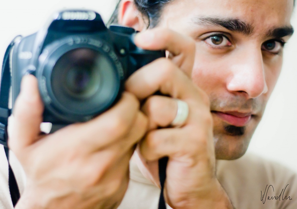 Life through a lens by vikdaddy