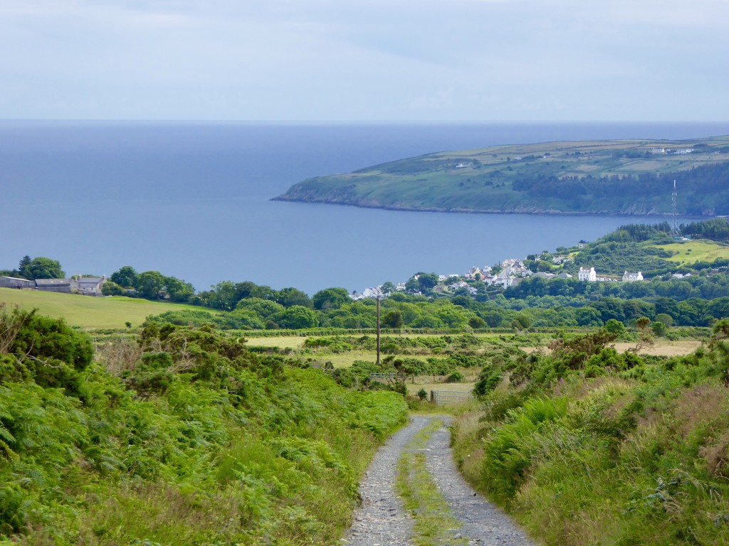 The Coast at Laxey by chris17