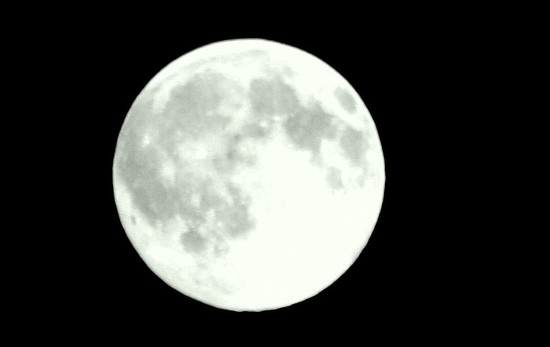 Moon by bruni