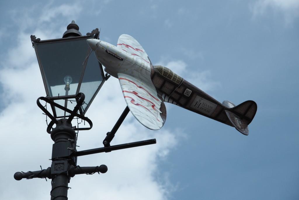 Spitfire model King's Lynn by bizziebeeme