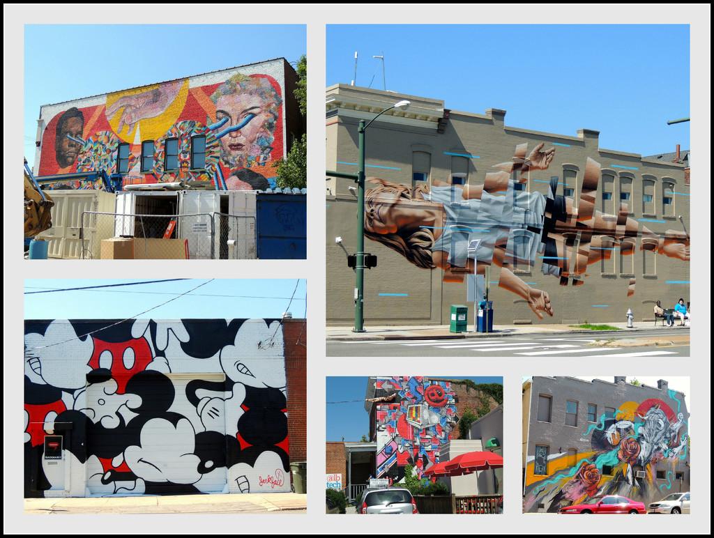 More Urban Art by allie912