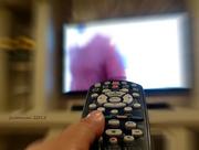 2nd Aug 2015 - Binge watching on Netflix and my DVR