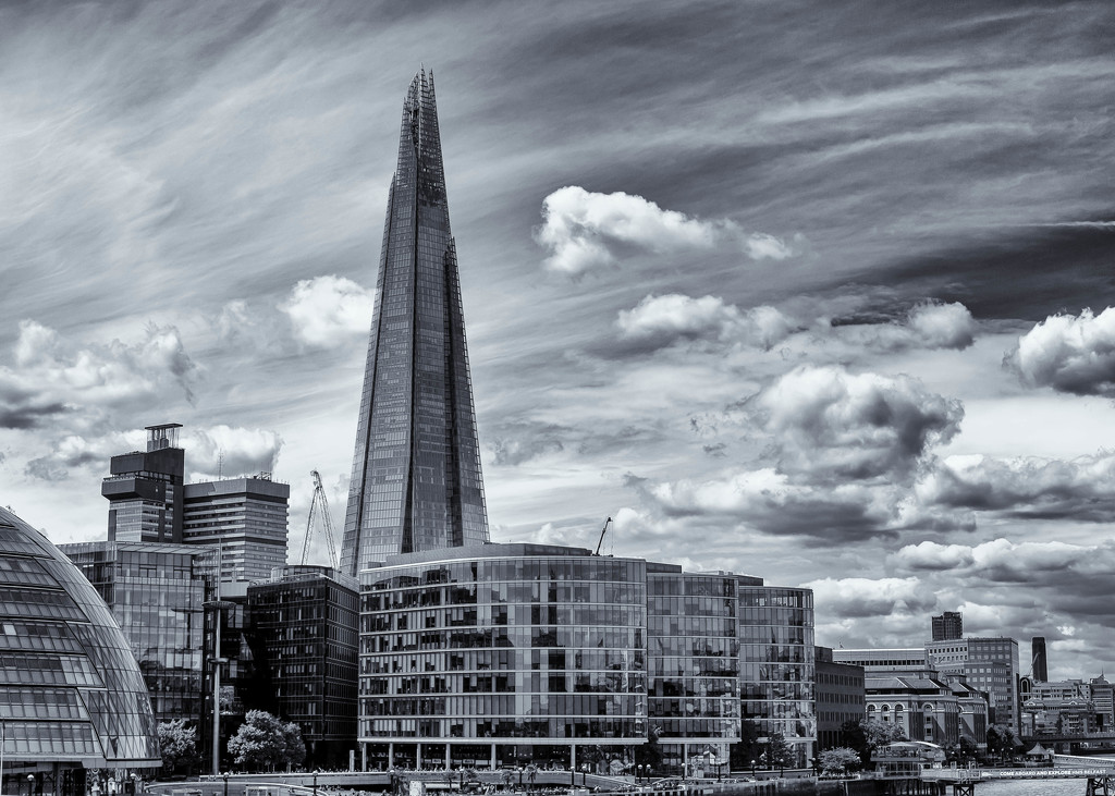 3rd August 2015    - The South Bank by pamknowler