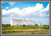 3rd Aug 2015 - Grain Elevator
