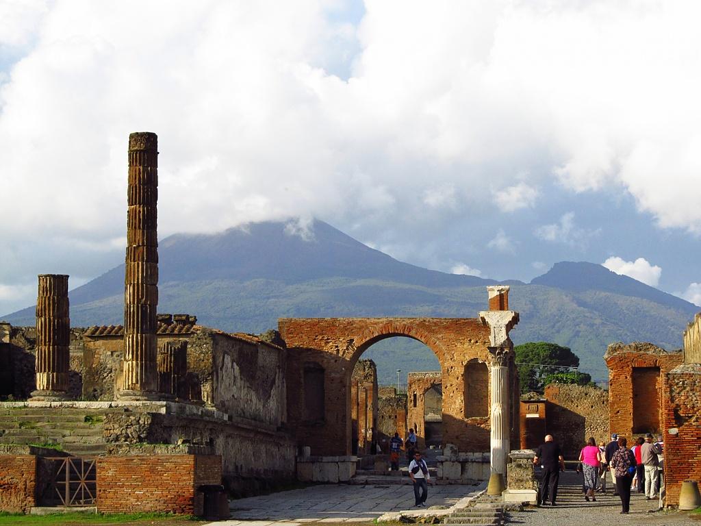"""""""Pompei Scavi""""_Pompeii, Italy by Weezilou"""