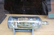 16th Nov 2010 - A bottle behind glass