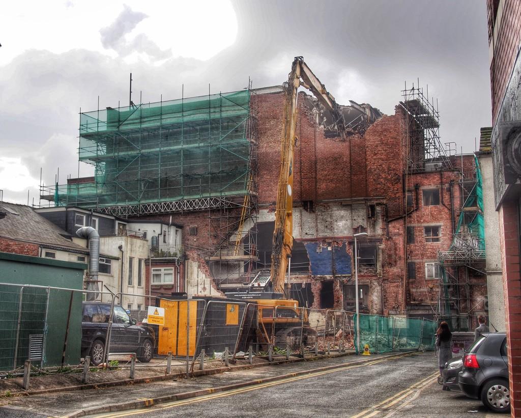 Demolition  by happypat