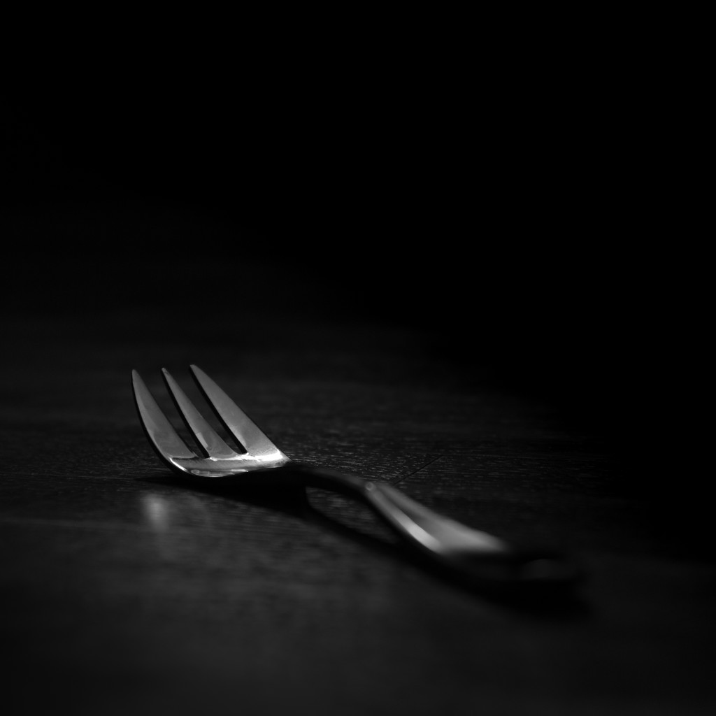 F is for Fork by northy