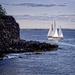 Sunset Sail by Weezilou