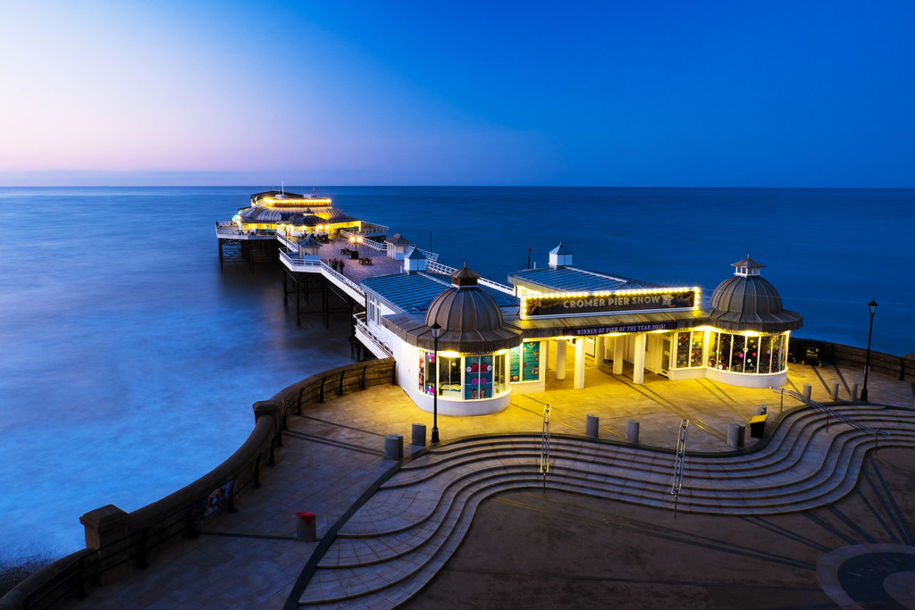 Day 213, Year 3 - Capture In Cromer by stevecameras
