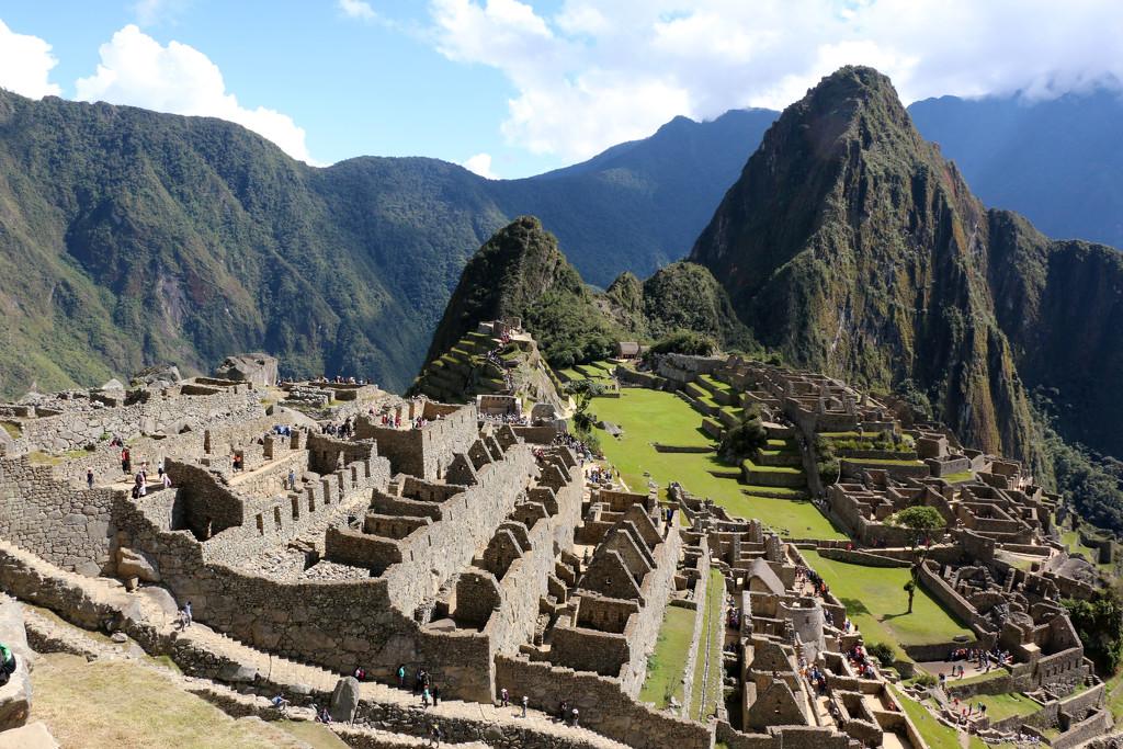 Machu Picchu by ingrid01