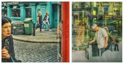 16th Aug 2015 - Street life 1 on film
