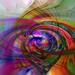 Twirls - Dreamcatcher  by onewing
