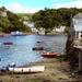 Bodinnick Ferry by swillinbillyflynn