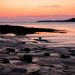 Sunset at Rocky Harbour, NL  by novab
