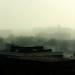 fog over hamilton