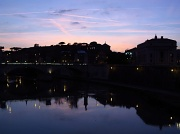 14th Nov 2010 - Tiber River at Sunset_Rome, Italy
