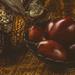 Tamarillos and indian corn by kali66