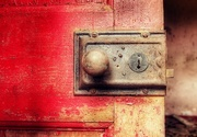 23rd Aug 2015 - The Red Door