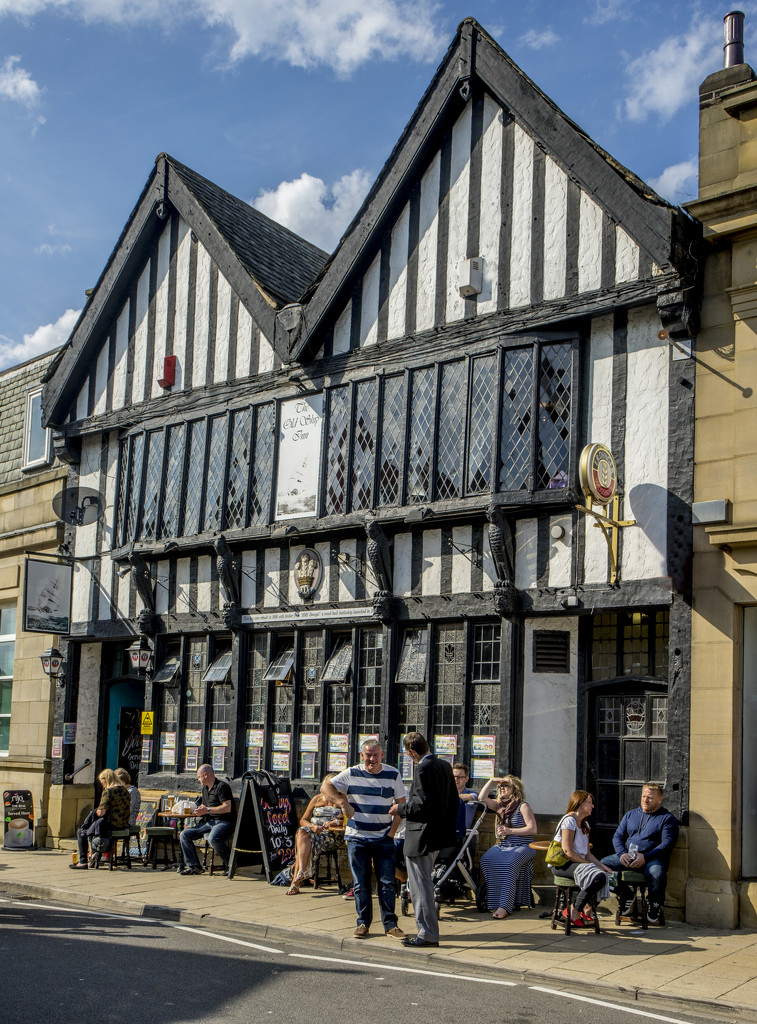 The Old Ship Pub by pcoulson