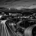 One more Light Trails Image from Seattle by epcello