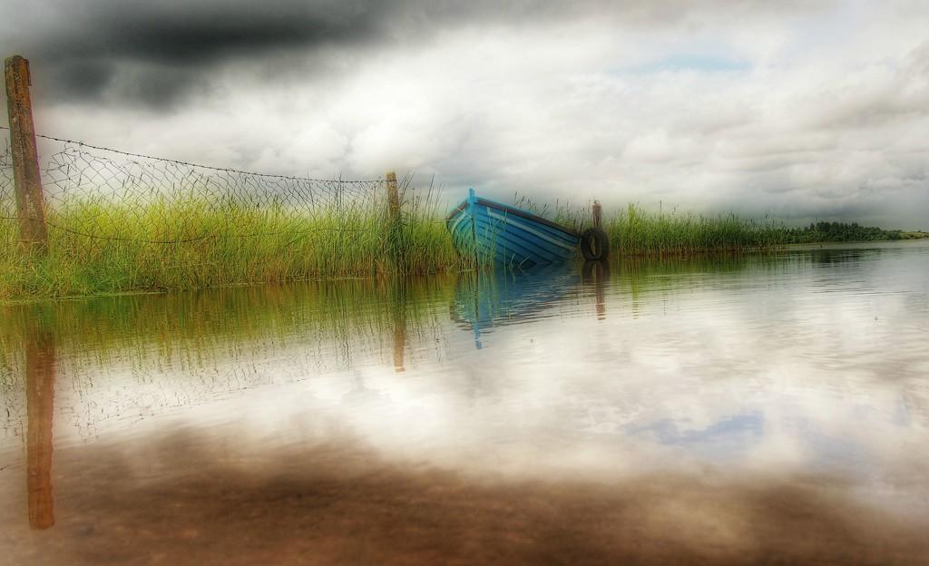 The lonesome boatman by jack4john