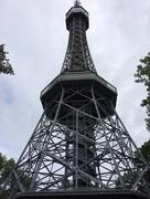 28th Aug 2015 - Petrin - Eiffel  Tower - Prague