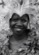 27th Aug 2015 - 50 mono portraits at 50mm : No. 49 : Carnival Smile