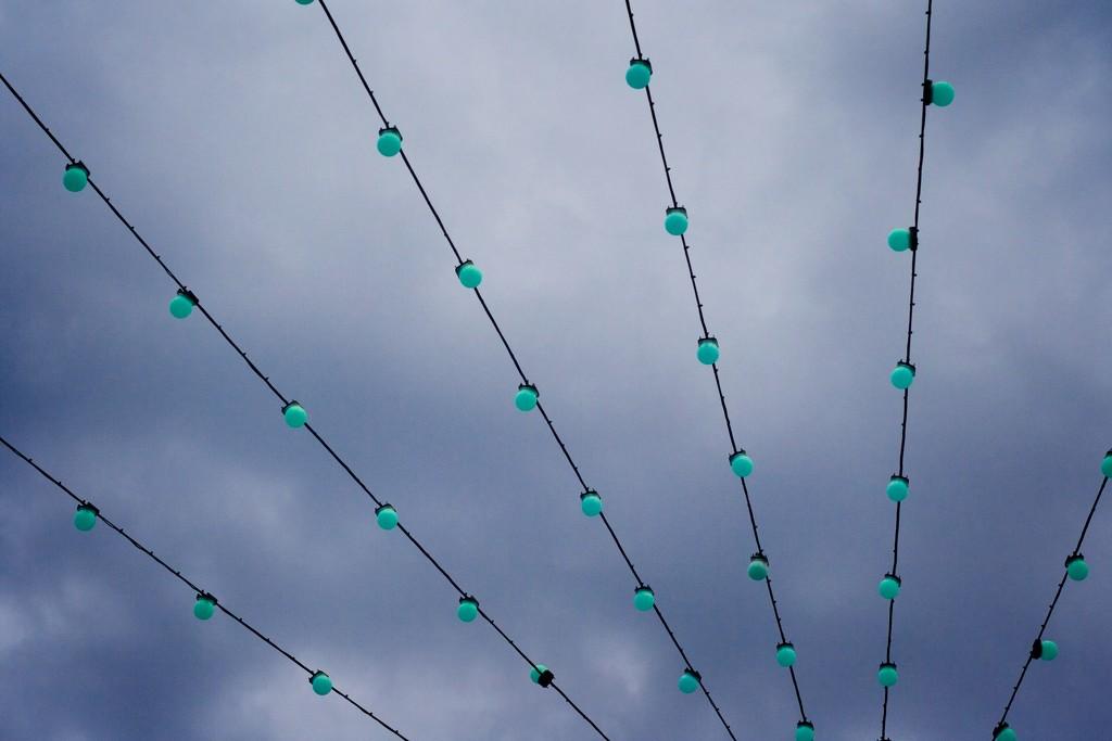 Lights On, Cloudy Skies by tina_mac