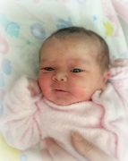 30th Aug 2015 - Introducing Miss Roisin Matilda Morley