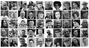 30th Aug 2015 - 50 Mono Portraits at 50 mm : COMPLETED