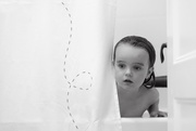 31st Aug 2015 - Bathtime Distractions