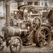 Vintage Steam In Miniature